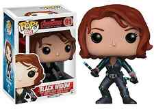 Avengers Age Of Ultron Pop! Black Widow #91 Vinyl Figure Funko - In Stock!