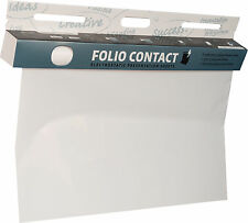Folio Contact Clearboard transparent 60x80cm 24 Blatt KL Fehler 1 rolle