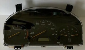 Honda Accord 1999 - 2002 OEM Speedometer Instrument Gauge Cluster Assembly MPH