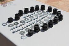 GTO Coupe Convertible Body Frame Mount Bushing Bolt Hardware Kit Skylark GS 28 p