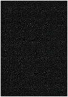 10 SHEETS CHARCOAL GREY A4 STARDUST SPARKLING GLITTER CARD 285gsm THICK CRAFT
