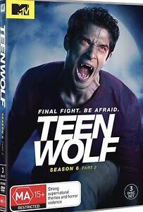 Teen Wolf : Season 6 : Part 2 : NEW DVD