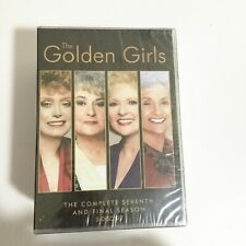 The Golden Girls Season 1-7 Complete Series DVD Bundle Set (21-Disc) One Seven