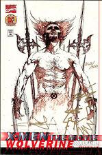 X-Men Movie Prequel Wolverine Sketch Cover DF Exclusive Jae Lee Remarked 265/500