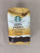 Starbucks Limited Edition Golden Smores Ground Coffee 11 oz Exp October 2019