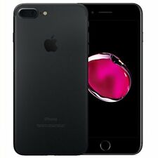 APPLE IPHONE 7PLUS 32GB BLACK + ACCESSORI+SPEDIZIONE +GARANZIA 12 MESI GRADO AB