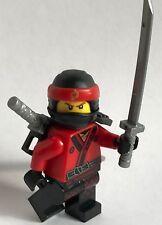 LEGO THE NINJAGO MOVIE - KAI minifigure - BRAND NEW from set 70606