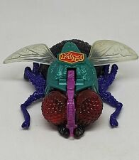 Mighty Max Squishes Fly Doom Zones 1991 Blue Bird Toys 100%  Complete