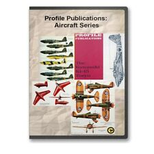 Profile Publications Aircraft Series All 262 Airplane Issues History WWI WWI E31