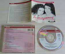 CD ALBUM BEST OF LES SOEURS PASSION KATIA MARIELLE LABECQUE 19 TITRES 1993