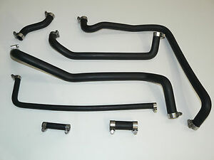 Roose Motorsport Ford Sierra Cosworth 2WD Ancillary Silicone Hose Kit