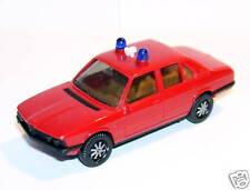 MICRO HERPA HO 1/86 1/87 BMW 528 I POMPIERS b