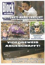 Block am Spieltag Satire und Fanmagazin Darmstadt 98-Erzgebirge Aue Ultra-Hools