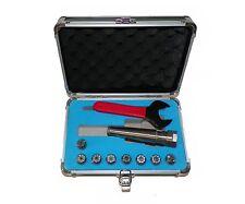 Zlivecenter Mt3 Er16 Collet Chuck Tool Hold Set 8 Pcs 3mt Er 16 Tool Holder