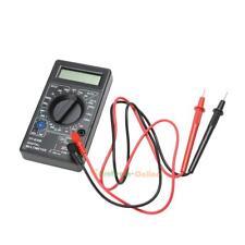 DT-830B LCD Display 1999 Digital Multimeter 750/1000V Amp Volt Ohm Tester Meter