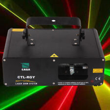 DMX RGY Laser Licht DJ Light Disco Stage Show Party Bar Ktv Bühnenscheinwerfer