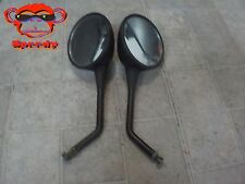 2007 HYOSUNG GT250 GT 250 COMET FRONT MIRROR MIRRORS RIGHT AND LEFT OEM