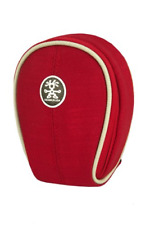 Crumpler Lolly Dolly 45 Compact Camera Case Firebrick Red / Grey White