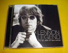 "CD "" JOHN LENNON - LENNON LEGEND - VERY BEST OF "" 20 SONGS (WOMAN)"