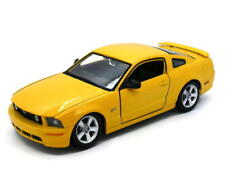 2006 Ford Mustang GT MAISTO SPECIAL EDITION Diecast 1:24 Yellow