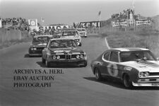 BMW-Alpina auto racing 1972 Levis Challenge Cup race Hezemans photo auto