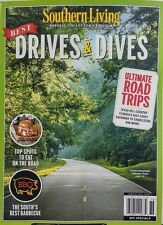 Southern Living Best Drives & Dives 2017 Ultimate Road Trips FREE SHIPPING sb