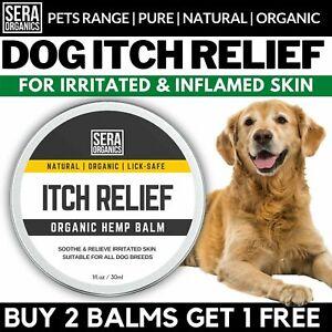 Dog Itchy Skin Cream Pet Nose & Paw Balm skin Irritation Dermatitis Pet Gift