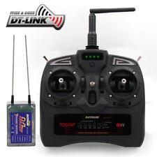 Detrum GAVIN-6A 6CH RC Transmitter Set with Simulator Adaptor (TX+RXC7)
