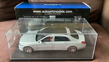 1/18 scale Autoart MERCEDES BENZ MAYBACH S600 SILVER