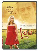 Lou (DVD, 2014) New, John Hurt, Emily Barclay, Daniela Farinacci