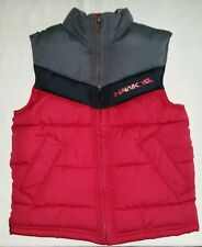 Boy's Tony Hawk Insulated Vest Red/Blue, Size 4