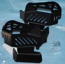 protections de cylindre noir MECA'SYSTEM BMW R 1200 GS 2004/2009 BM-7002