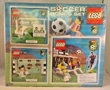 LEGO Soccer Bonus Set #78800 - Contains 3403 3418 3419 - 2000 - Sealed