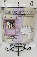 "Pioneer Metal Scrapbook Page Stand For 12""X12""   023602642560"