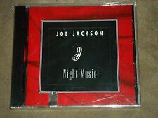 Joe Jackson Night Music (CD, Oct-1994, Virgin) sealed