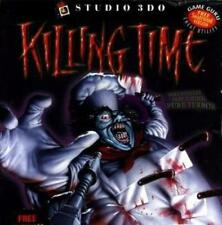 Killing Time PC CD horror-themed FPS adventure shooter find artifacts clues game