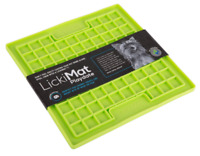 Lickimat Playdate Treat Mat for Dogs, Cats & Puppies Interactive Feeder Toy