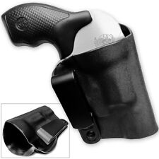 Kydex Holster S&W 442, 642, 638 Revolver AIWB Tuckable Adjustable Cant J-frame