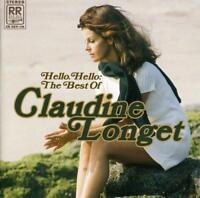 Claudine Longet - Hello, Hello: The Best Of Claudine Longet (NEW CD)