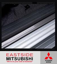 GENUINE MITSUBISHI MQ MR TRITON DOUBLE CAB OUTER SCUFF PLATE FRONT & REAR