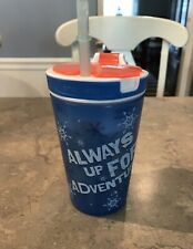 Disney Frozen Snackeez Jr. 2 in 1 Snack & Drink Cup Snowman Olaf