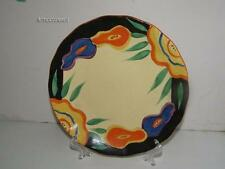 Clarice Cliff Hand Painted Plate Fantasque Wilkinson Pottery Garland Design