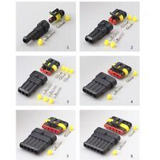 Connettore per auto moto waterproof stagno automotive barca scooter elettrico