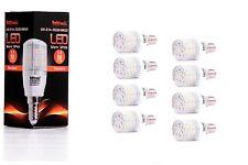 8X E14 LED Lampe von Seitronic mit 3 Watt, 240LM und 48LEDs - Warm weiß 2900K