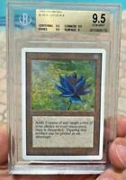 1993 Magic The Gathering MTG Unlimited Black Lotus R A BGS 9.5 GEM MINT *1 of 40