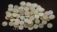 20+2pcs Free 6mm Australian White Mother of Pearl  Inlay Dots Fingerboard Guitar
