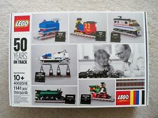 LEGO Employee Gift Exclusive - Trains - 50 Years On Track 4002016 - New/Sealed
