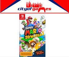 Super Mario 3d World Bowser's Fury Nintendo Switch Game