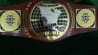 NXT Championship North American Wrestling 2MM Replica Belt