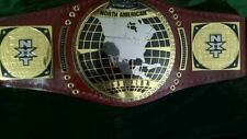 NXT Championship North American Wrestling 2MM Replica Belt